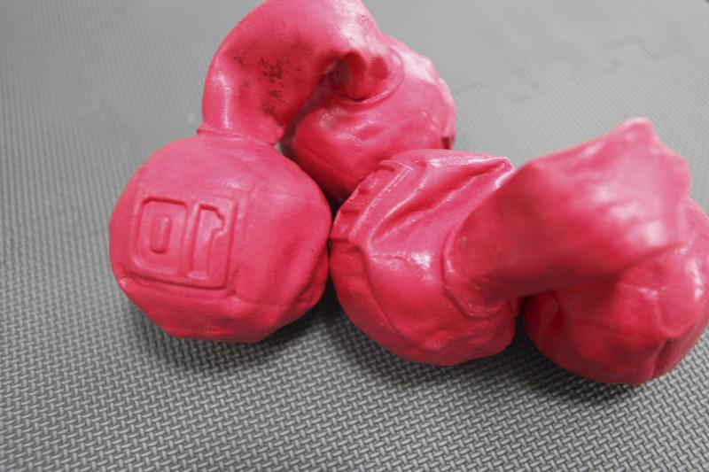 Athleisure [lumpy] (detail)